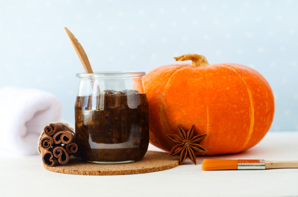 60-Minute Pumpkin-Spice Massage with Body Polish