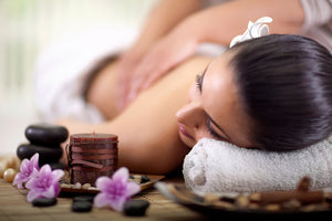 60-Minute Massage, Body Polish & Infrared Body Wrap