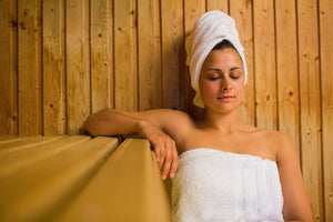 Infrared Sauna with Color Therapy