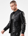 Dixon Leather Casual Racing Jacket
