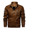 Dixon Leather Lone Rider Jacket