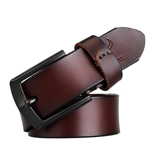 Dixon Leather Traditional Broad Strapped Belt