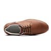 Dixon Leather Laced Up Polo Casual Shoes