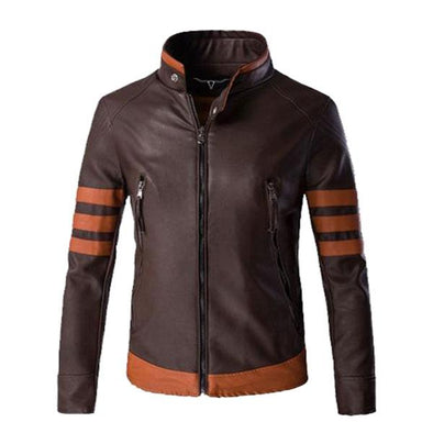 Dixon Leather Vintage Racer Jacket