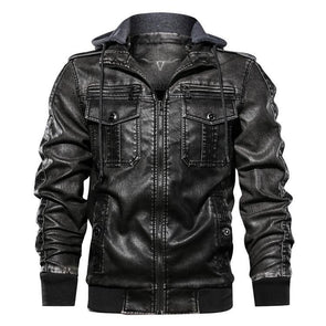 Dixon Leather Outlaw Jacket
