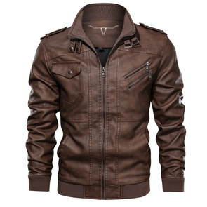 Dixon Leather Resistance Jacket