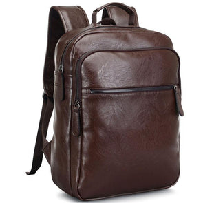 Dixon Leather Rucksack Backpack