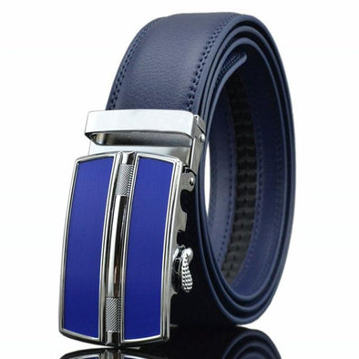 Dixon Leather Bold Colored Leather Belt