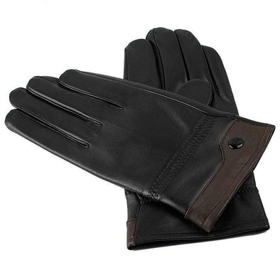 Dixon Leather Two-Tone Gloves