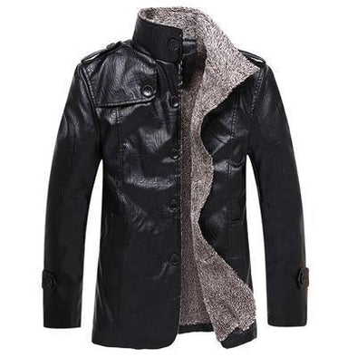 Dixon Leather Mountain Jacket