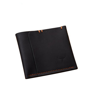 Dixon Leather Horizontal Stitch Card Holder