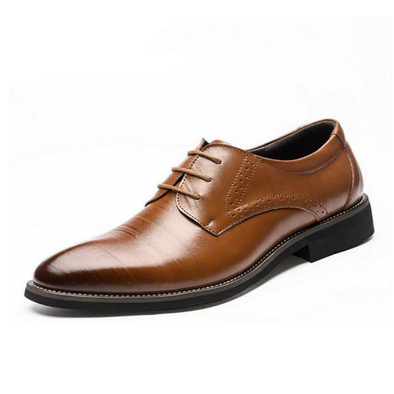 Dixon Leather Classic Whole Cut Oxford Dress Shoes