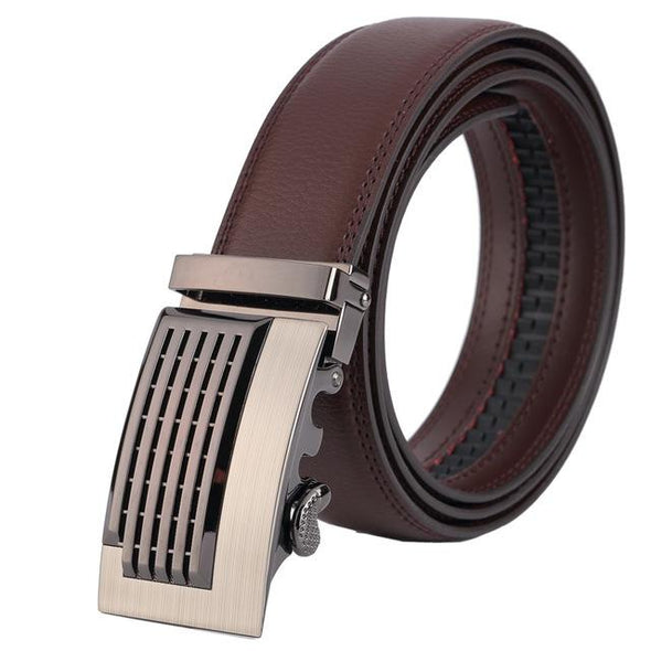 Dixon Leather Dojo Buckle Belt