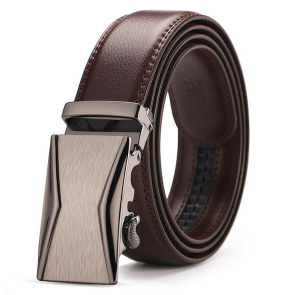 Dixon Leather Layered Focus Belt
