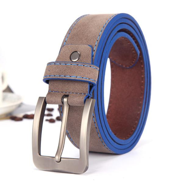 Dixon Leather Traditional Suede Belt