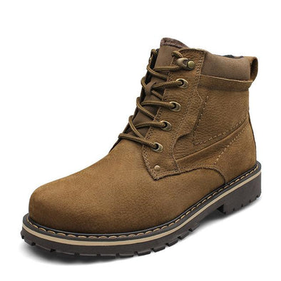 Dixon Leather Heavy Duty Winter Boots