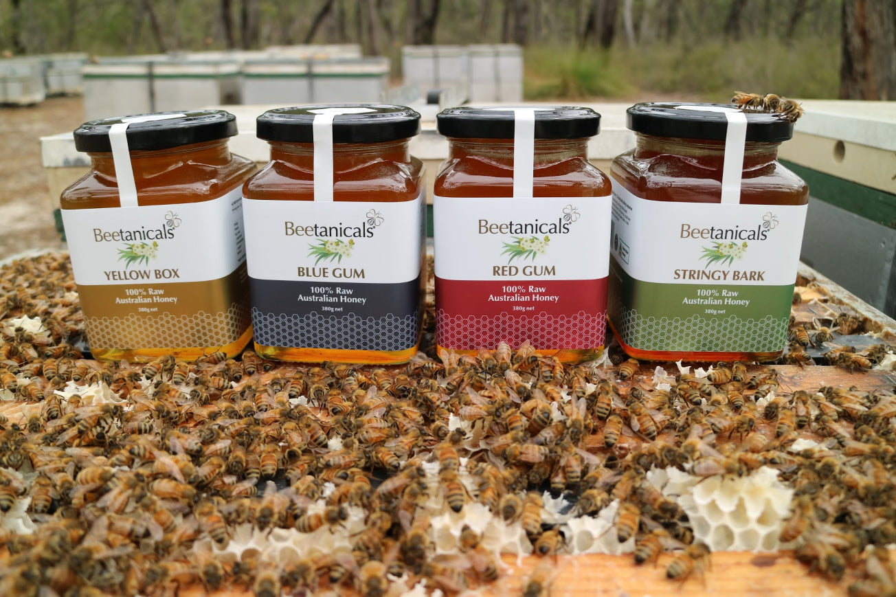 Introducing our Raw Honey!