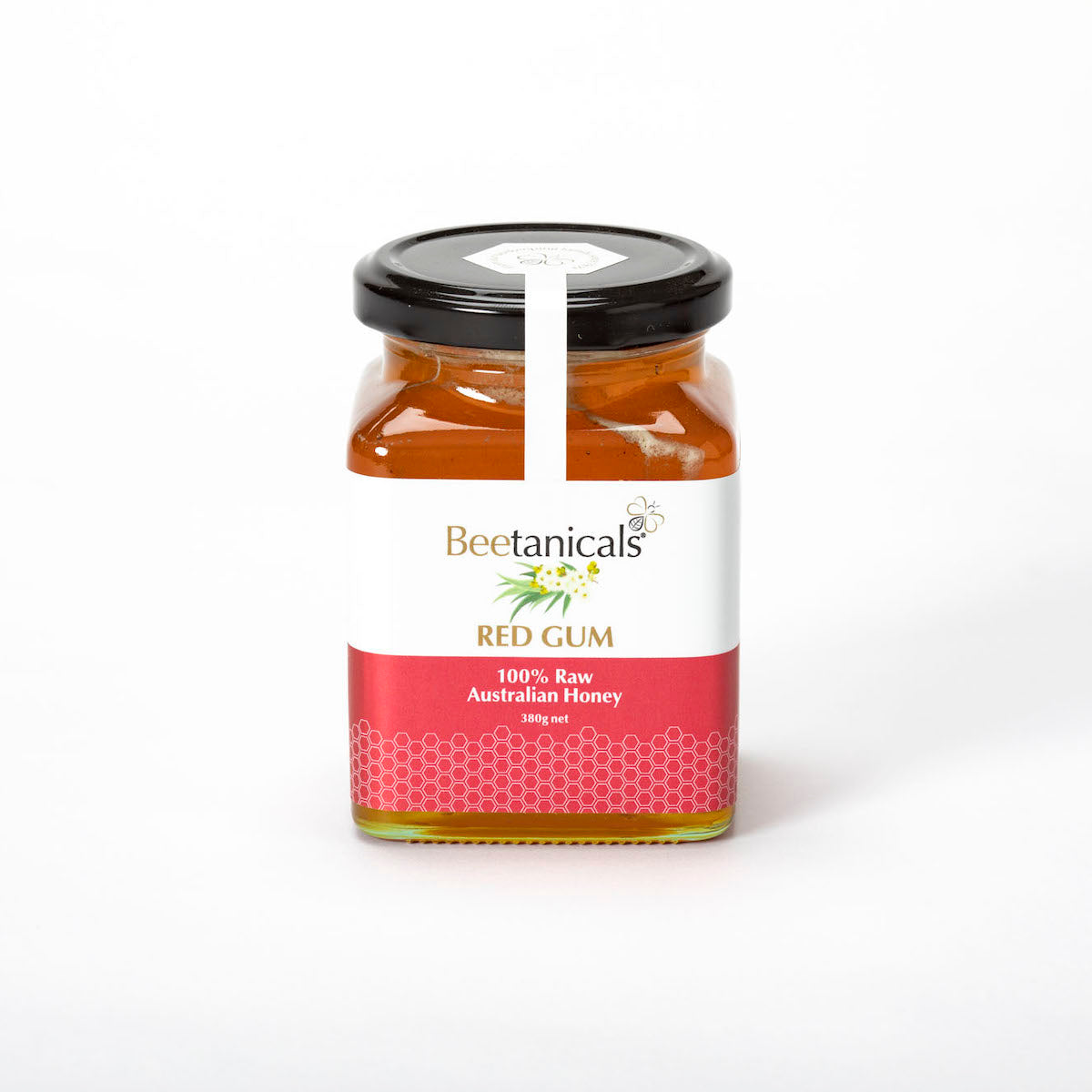 100% Raw Australian Red Gum Honey 380g
