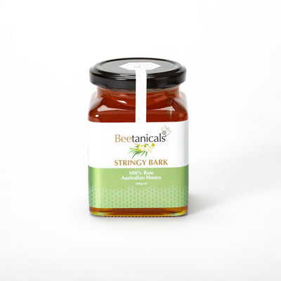 100% Raw Australian Stringy Bark Honey 380g