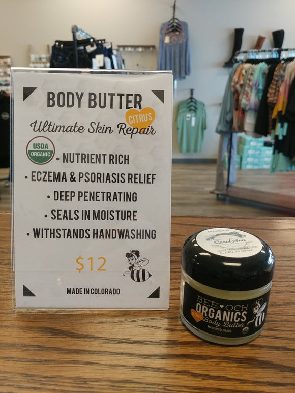 Bee-och Body Butter