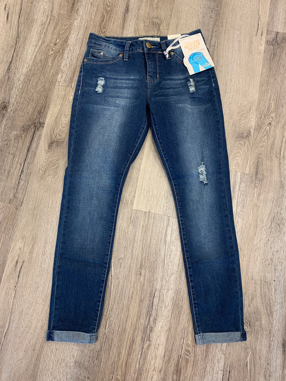 WBB Slim Fit Ankle Jean