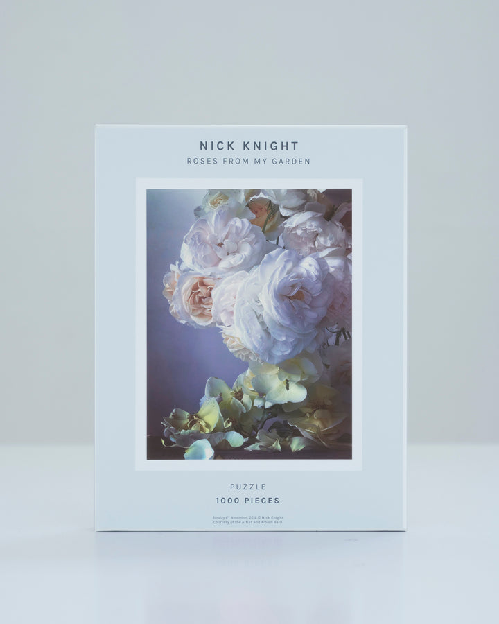 Nick Knight Jigsaw Puzzle: Sunday 4th June, 2017