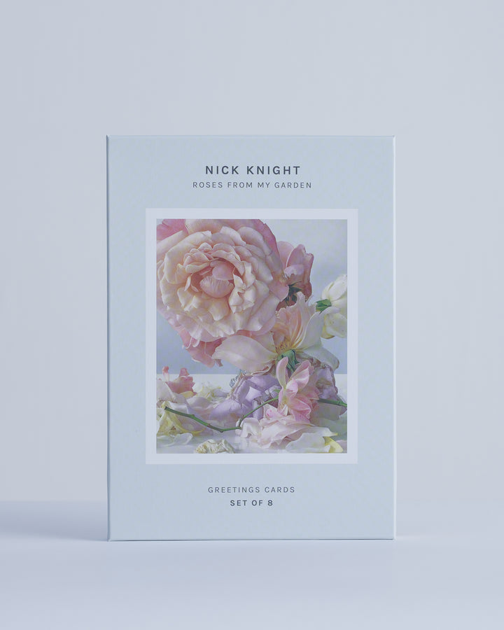 Nick Knight: Roses from my Garden Boxed Greetings Cards