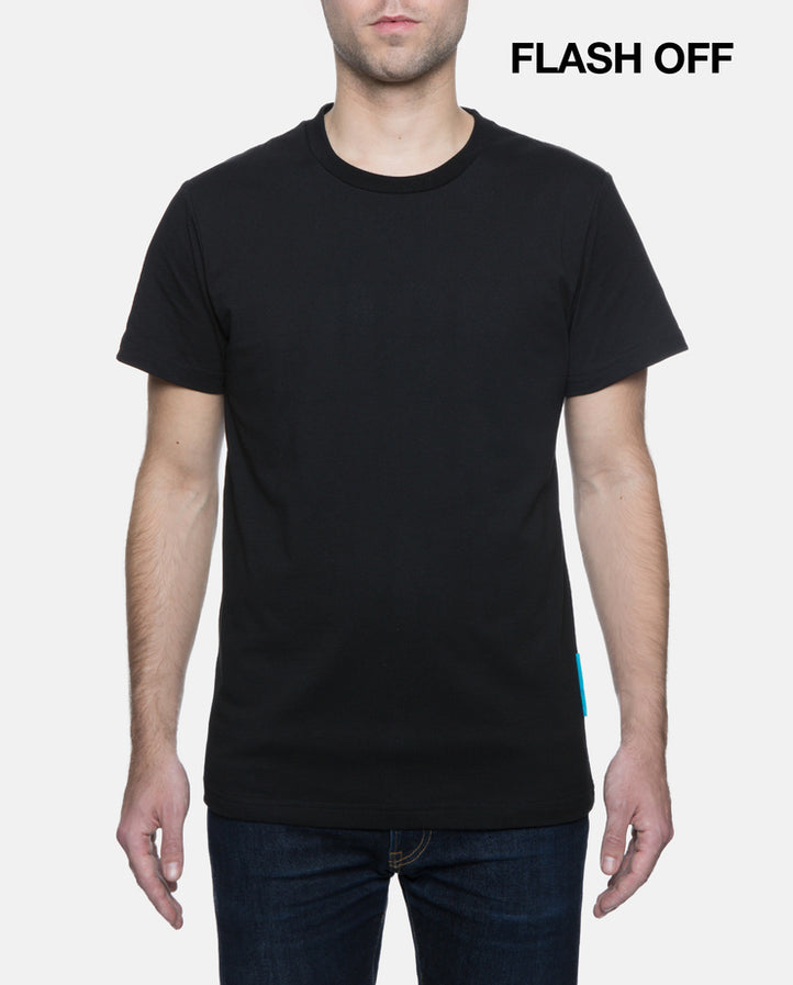 Black ANTI-T-SHIRT