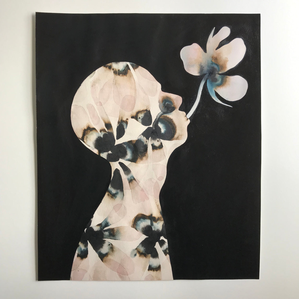 Figure in Bloom II