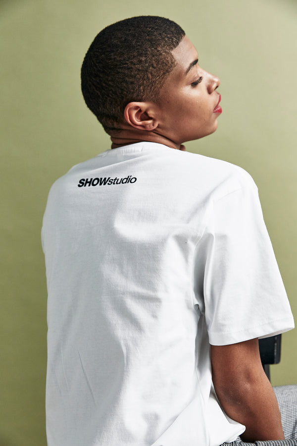 White 'Ugly' T-Shirt