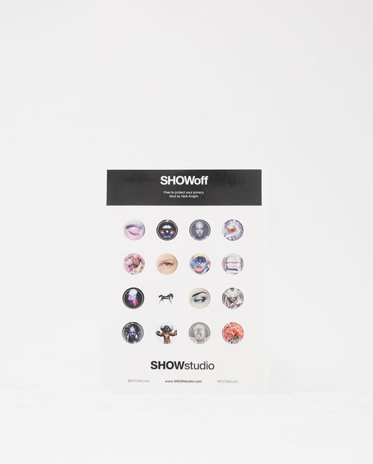 Webcam Privacy Stickers