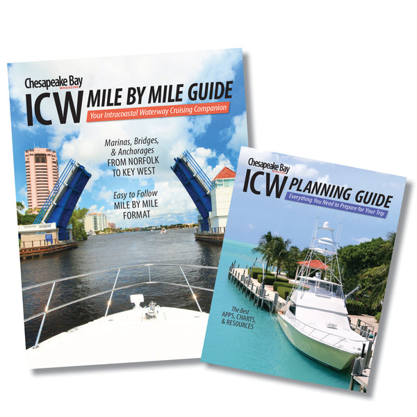 ICW Mile by Mile Guide (Planning Guide free with purchase)*