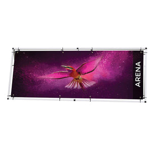 Arena Outdoor Banner Frame Only - Rother Valley Press