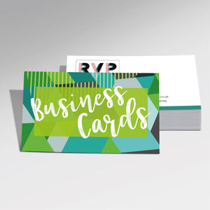 Business Card Standard - Rother Valley Press