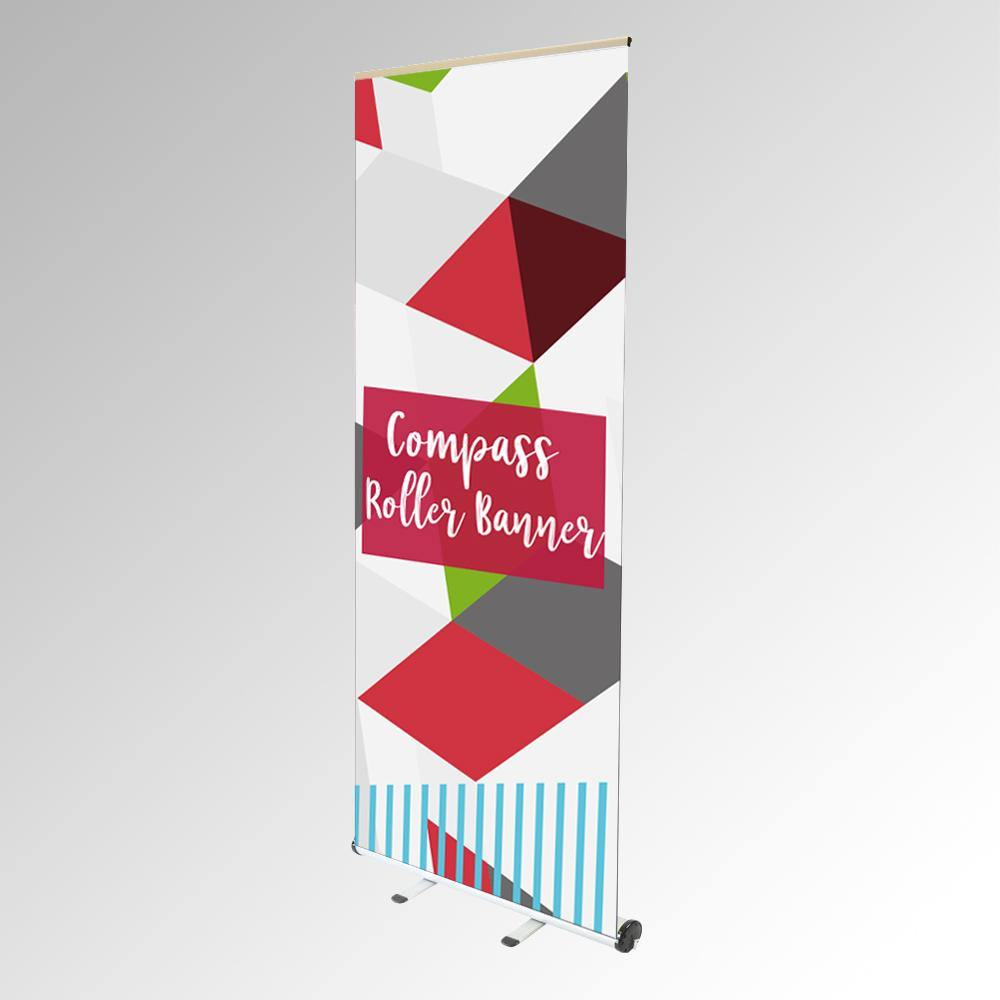 Compass Roller Banner (Biggest) - Rother Valley Press