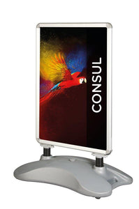 Consul Outdoor Poster Stand - Rother Valley Press