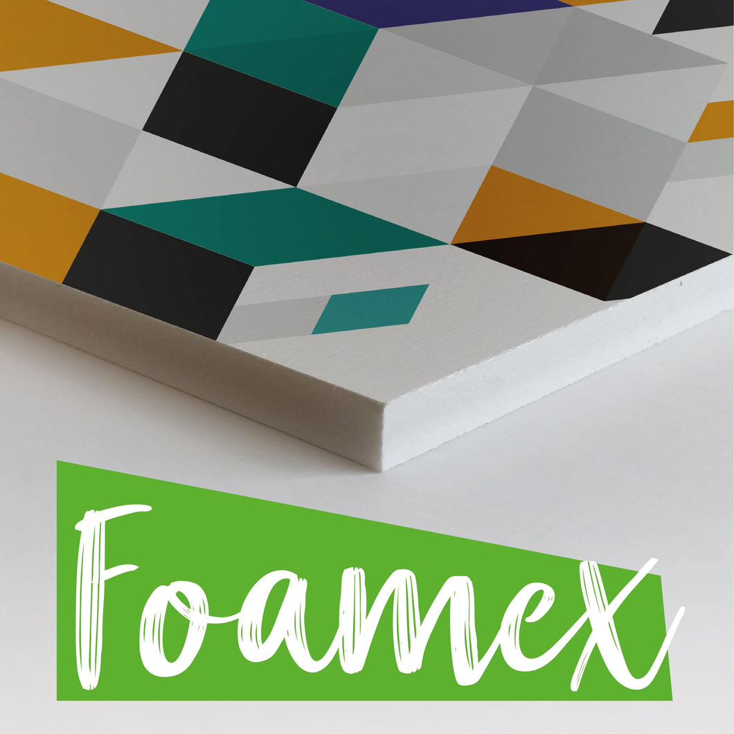 Foamex Sign - Rother Valley Press