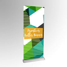 Load image into Gallery viewer, Frontier Roller Banner (Luxury) - Rother Valley Press