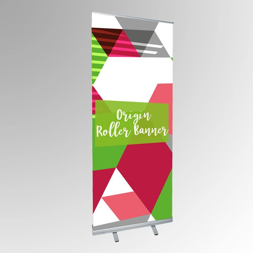Origin Roller Banner (Cheapest) - Rother Valley Press