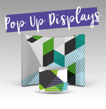 Load image into Gallery viewer, Contester Pop-up Display System - Rother Valley Press
