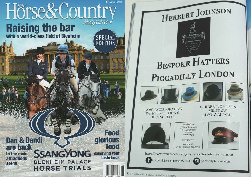 YOUR HORSE & COUNTRY MAGAZINE (Autumn 2018)