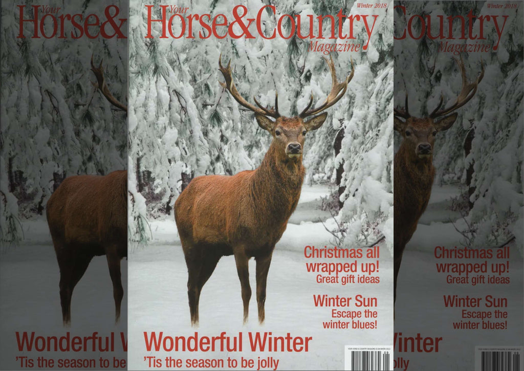 YOUR HORSE & COUNTRY MAGAZINE (Winter 2018)