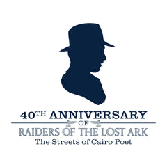 40th Anniversary of Raiders of the Lost Ark, The Streets of Cairo Poet by Herbert Johnson Hatters.