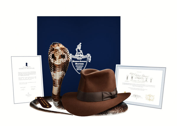 Herbert Johnson's Special Edition Raiders of the Lost Ark 40th Anniversary Collectors Package