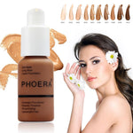 2019 NEW Phoera Flawless Matte Liquid Foundation