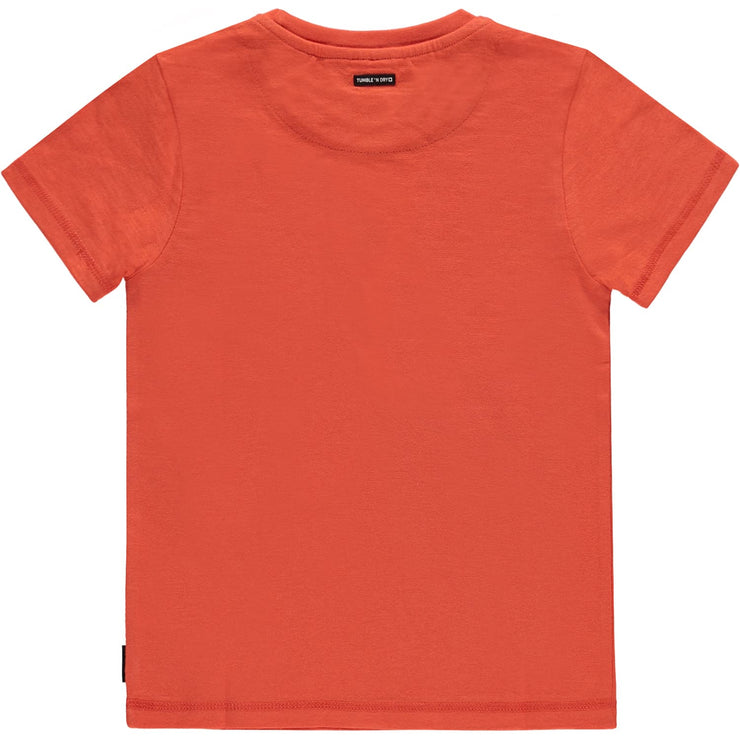 Warry T-Shirt Jongens Mid