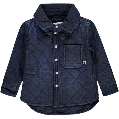 Salvatore Denim Shirt Jongens Zero / Lo