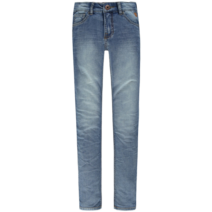 TND-FINLEY Jongens Hi Jeans - Denim Medium Used
