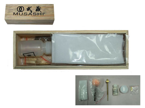 Musashi Sword Maintenance Kit