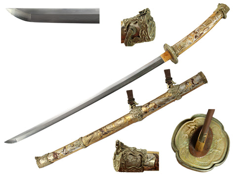Authentic Musashi Swords